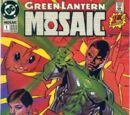 Green Lantern: Mosaic Vol 1