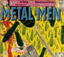 Metal Men/Covers