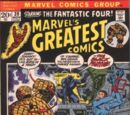 Marvel's Greatest Comics Vol 1 39