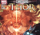 Chaos War: Thor Vol 1 1