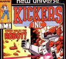 Kickers, Inc. Vol 1 2