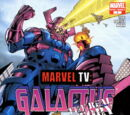 Marvel TV: Galactus - The Real Story Vol 1