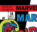 Marvel Team-Up Vol 1 38