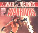 War of Kings: Warriors Vol 1 2