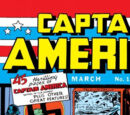 Captain America Comics Vol 1 1