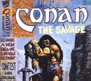 Conan the Savage Vol 1 1