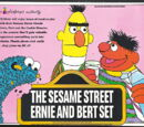 The Sesame Street Ernie and Bert Set