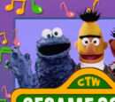 Sesame Songs Home Video