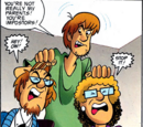 Shaggy Rogers/biographical account of comic appearances