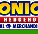 Sonic the Hedgehog Official Merchandise