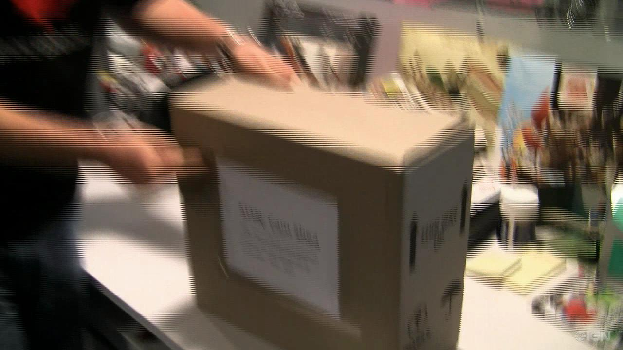 IGN AU PlayStation Move Unboxing Gone Wrong