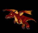 Tiny Crimson Whelpling