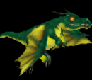 Tiny Emerald Whelpling