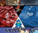 (2)Crono vs (1)Mega Man 2005