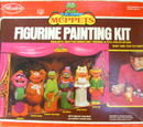 Muppets Figurine Painting Kits