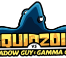 Squidzoid vs Shadow Guy and Gamma Gal