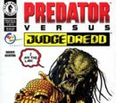 Predator vs. Judge Dredd Vol 1 1
