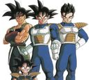 Saiyan (3.5e Race)
