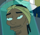 Snoop Dogg's head