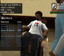 Barbers in GTA San Andreas