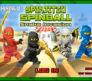 Spinjitzu Spinball Snake Invasion
