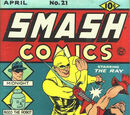 Smash Comics Vol 1 21