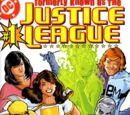 Formerly Known as the Justice League/Covers