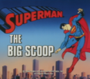 Superman 1988 TV Series Episode: The Big Scoop/Overnight with the Scouts