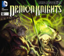 Demon Knights Vol 1 12