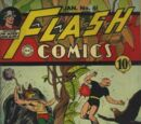 Flash Comics Vol 1 61