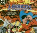 Who's Who in the Legion of Super-Heroes Vol 1 1