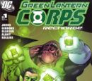 Green Lantern Corps: Recharge/Covers