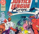 Justice League Europe Vol 1 27