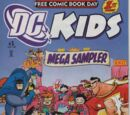 DC Kids Mega Sampler Vol 1