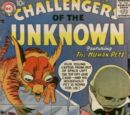 Challengers of the Unknown Vol 1