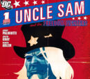 Uncle Sam and the Freedom Fighters Vol 2 1