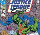 Justice League Europe Vol 1 28