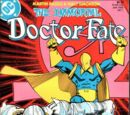 Doctor Fate/Covers