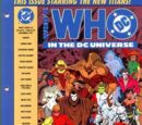 Who's Who in the DC Universe Vol 1 14