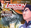 Legion: Secret Origin Vol 1 1