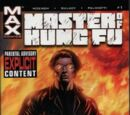 Shang-Chi Master of Kung Fu/Covers