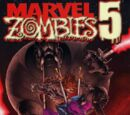 Marvel Zombies 5 Vol 1 2