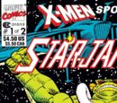 X-Men: Spotlight on...Starjammers Vol 1