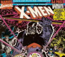 Uncanny X-Men Annual Vol 1 1990