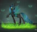 Queen Chrysalis/Gallery