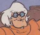Velma Dinkley/biographical account of comic appearances