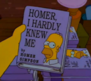 Homer, I Hardly Knew Me