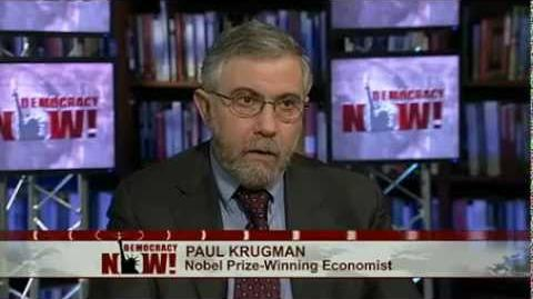 """End This Depression Now"" Paul Krugman"
