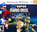 New Super Mario Bros. Galaxy