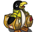 All Packed Penguin